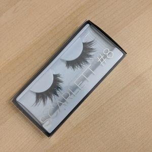 3/$30 Huda Beauty Scarlett #8 false lashes
